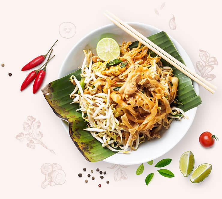 Best Thai Food in Geneva