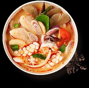 Soups | Thai-Phuket