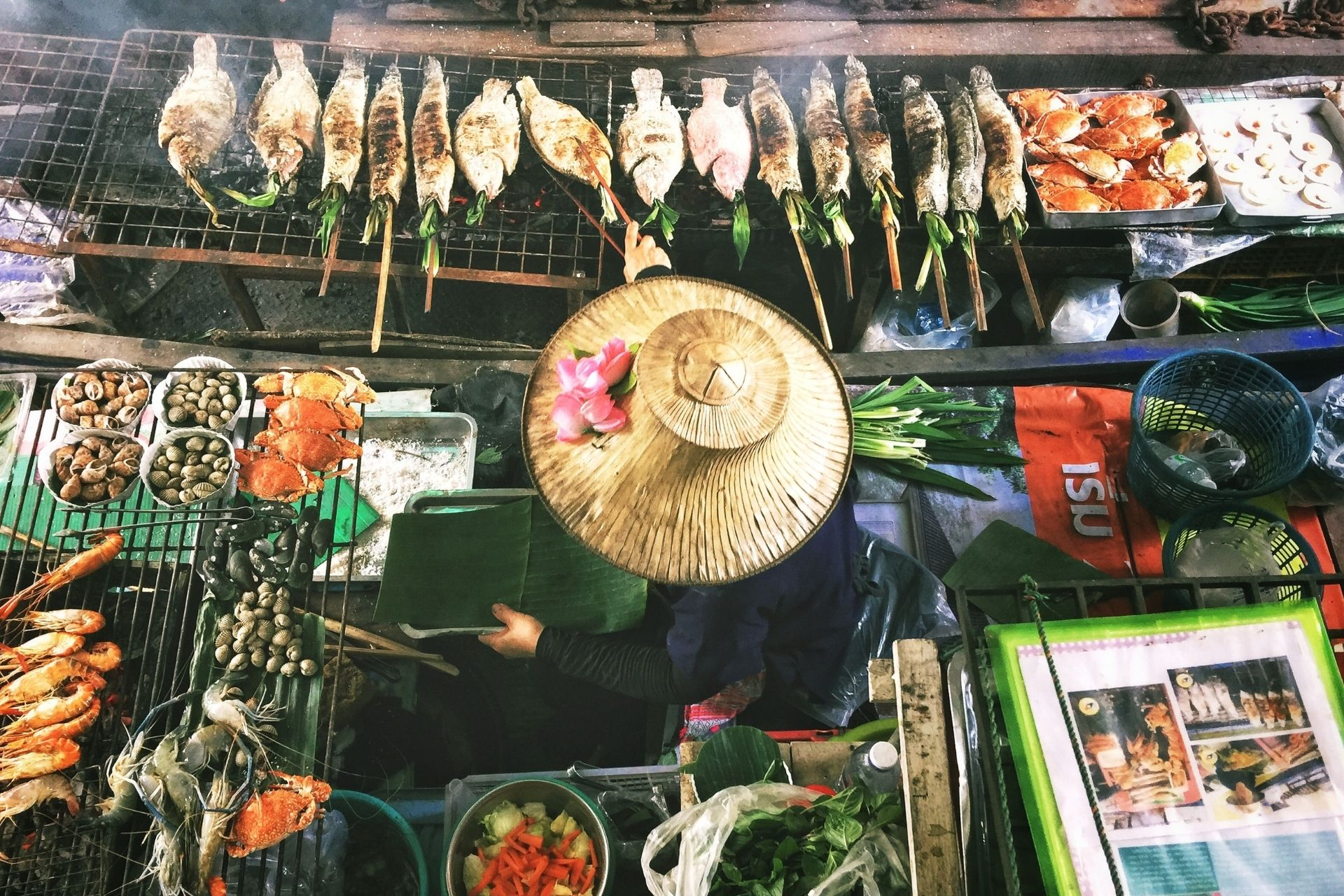 Exploring Thai Food